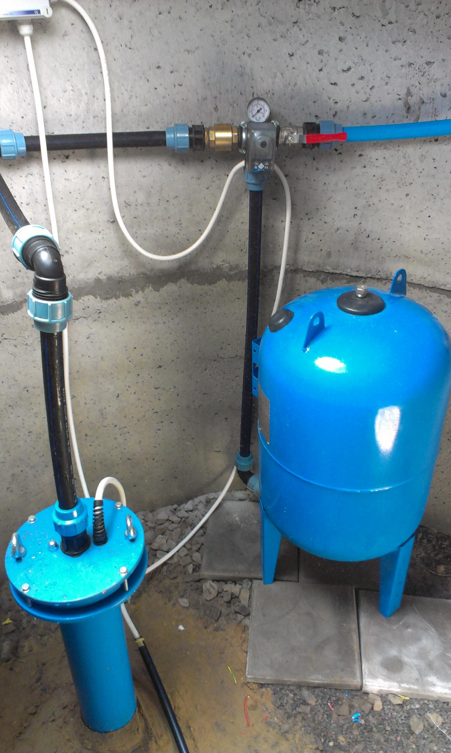 Горячая вода для дачи